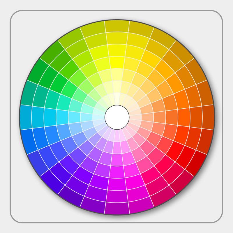 Chambre Fille Bleu Et Violet : atelier de Lila, aide au choix des couleurs de la décoration d